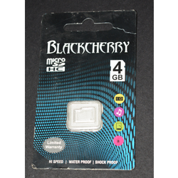 Memory Card Blister Packing Printing Card