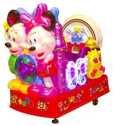 Mickey Mouse Kiddie Ride