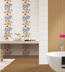 Fantastic In Offering A Wide Gamut Of Lavish Bath Tiles The Offered Bath Tile