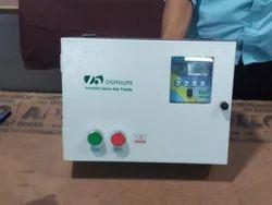 3 Phase Dryrun Control Panel