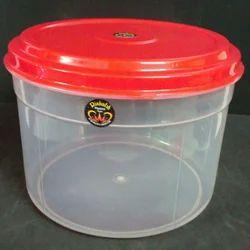 Transparent Masala Box