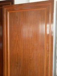 Brown Colour PVC Door