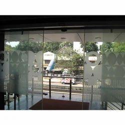 Sensor Sliding Glass Doors