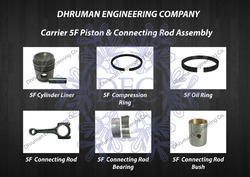Carrier 5F Piston Assembly