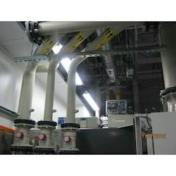 PP H Fume Extraction Ducting Services