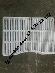 Refrigerator Plastic Coated Wire Shelf