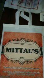 Loop Handle Shopping Bags