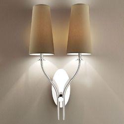 LED Stainless Steel Fancy Wall Light, 15 - 20 W