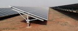 Galvanized Solar mounting Structures