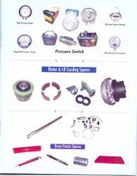 Pressure Switch, Reiter & Lr Carding Spares