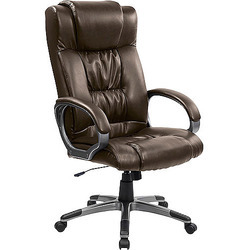 SFW Brown Office Revolving Chair