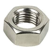 SS 304 Hex Nuts 7/8