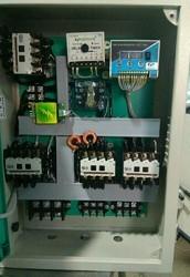 Star Delta Starter Control Panel