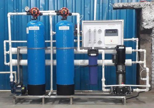 1000 LPH FRP RO Plant