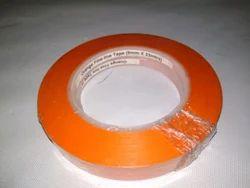 Orange Fine Line PVC Tape