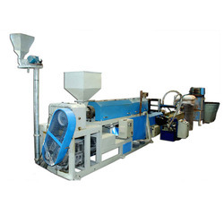 Vented Recycling Plant