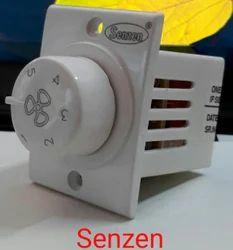 White Senzen Fan Regulator, 240 W