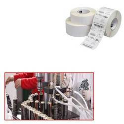 Printed Barcode Labels for Cosmetic Industry