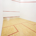 Squash Courts Flooring For Indoor, Thickness: 76-85 Mm