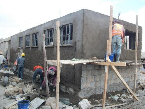 Wall Plastering Service