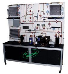 Trainer Refrigeration Control