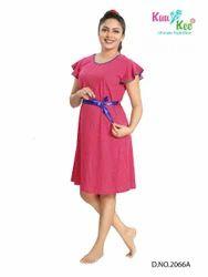 Pink Hosiery KuuKee 2066 Ladies Short Nighty