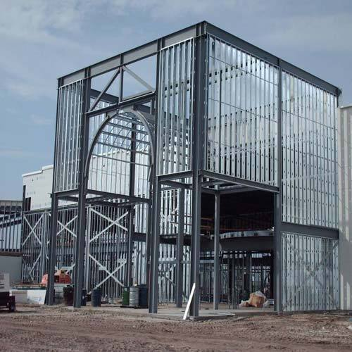 Prefabricated Steel Building Cold Roll Formed Steel Building Manufacturer From Chennai
