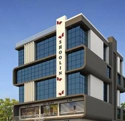 Marvelous Commercial Building 3D. Design Planet