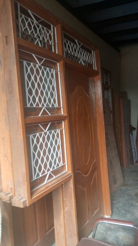 Raju Timber And Flax Door Manufacturer Of Wooden Gate Wooden