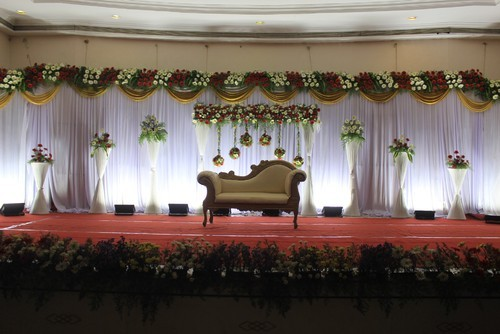 Marriage Stage Decoration Service