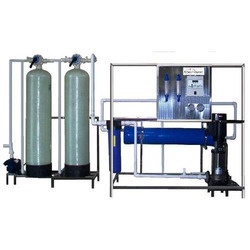 1000 LPH Automatic Industrial RO Plant