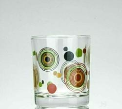 Transparent Printed Glass