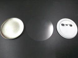 Badge Raw Materials