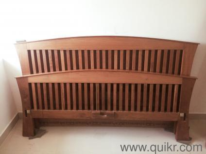 08db8e84fe Teak Wooden Cot King Size at Rs 23500 /no(s) | Wooden Bed | ID ...