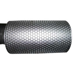 Male Female Embossing Roll
