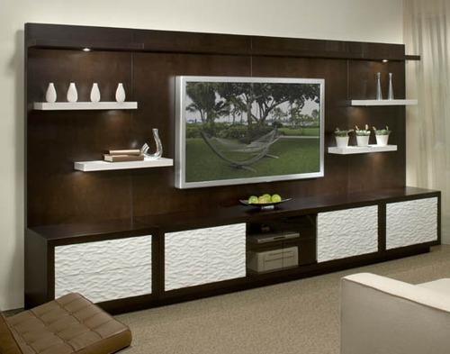 Wall Mounted Tv Unit Living Room Plastic Furniture Panorama