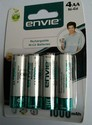 Aa Rechargeable Batteries, Voltage: 1.2 V
