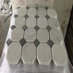 White Mosaic Tile