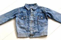 Kids Jeans Jacket