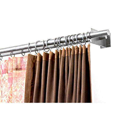 Curtains Pipe at Rs 72 /12 feet | Curtain Rods | ID: 13680508688