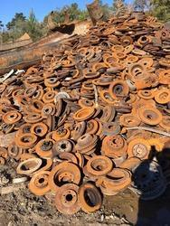 Cast Iron Scrap /CI Rotor Drum Scrap /Cast Iron Solid Scrap