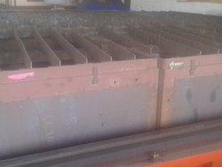 Cutting Table for CNC Plasma Cutting Machine