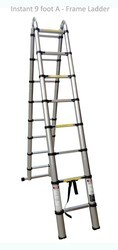 SKL 16 Feet Aluminum Telescopic Ladder
