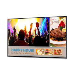Rectangle LED Monitor Benq Digital Signage, Contrast Ratio: 12001
