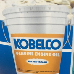 Kobelco Hydraulics Crawler Excavator and Engine Oil Wholesaler   S S