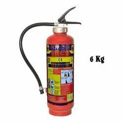 Cartridge Type Dry Powder Fire Extinguishers