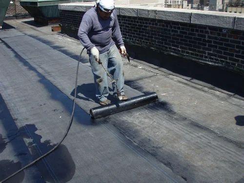 Roof Waterproofing Service Kemper System In Sangavi Pune