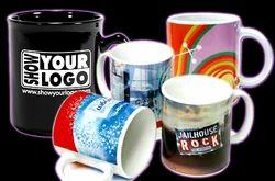 Printed Mug Printing Service, in Mumbai, For Gift