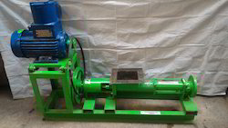 Positive Displacement Screw Pump