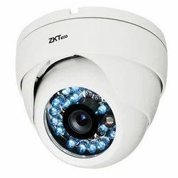 ZKTeco 720 AHD High Definition Analog Cameras, Model: ADA 210E